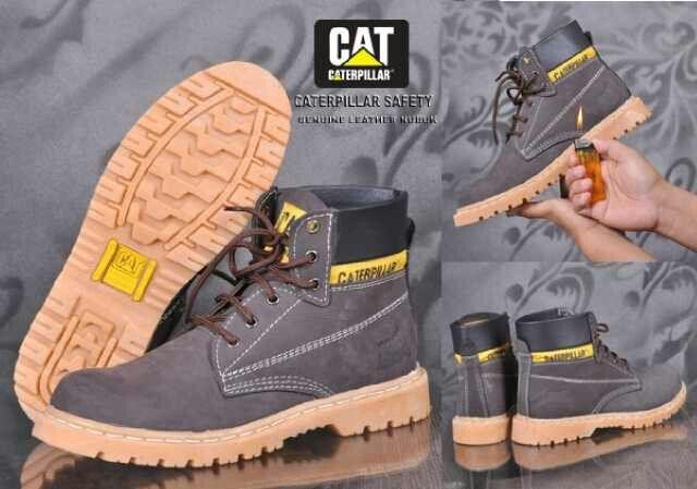 Sepatu Pria Boots CATERPILLAR sz 39-43 @289 Pin:331E1C6F 085317847777 www.butikfashionmurah.com