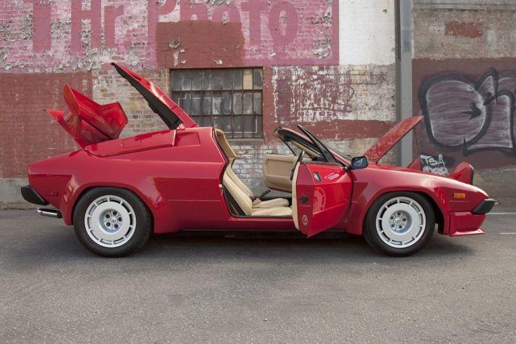 1984 Lamborghini Jalpa - LGMSports.com