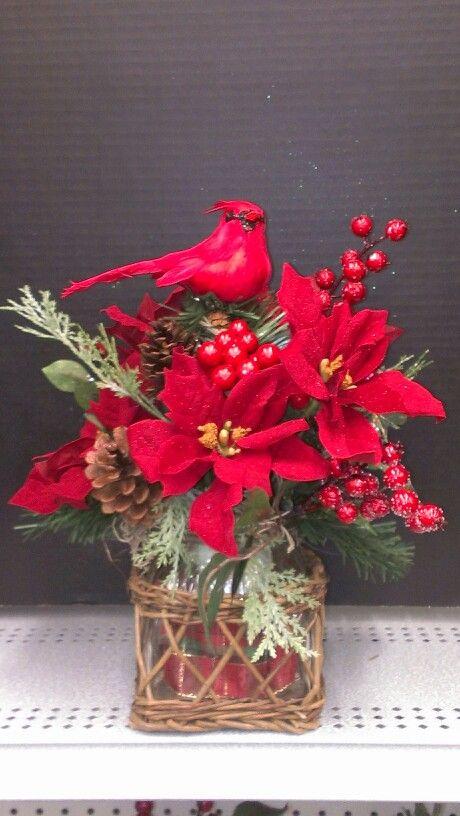 Best red bird christmas ideas images on pinterest
