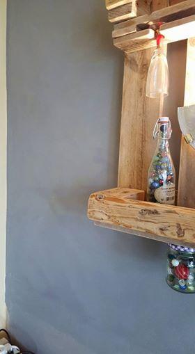 Un enduit effet béton ciré est un enduit décoratif decodesign / Décoration