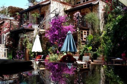 Hotel Fidanka Houses in Kalkan - Lykische Küste - Turkey