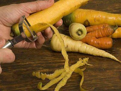Planter des épluchures de légumes pour… faire repousser des légumes !!!