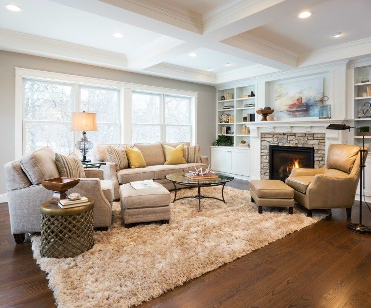 9 Tips For Arranging Furniture In A Living Room Or Family Room