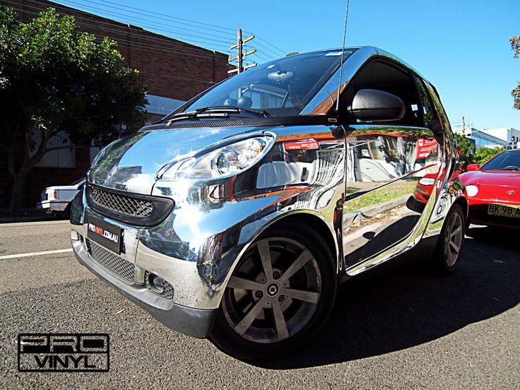 Auto wraps what is a car wrap provinyl sydney 39 s for Pellicola a specchio adesiva