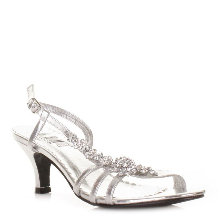 The 25 Best Silver Wedding Shoes Ideas On Pinterest Sparkly Heels And Cinderella