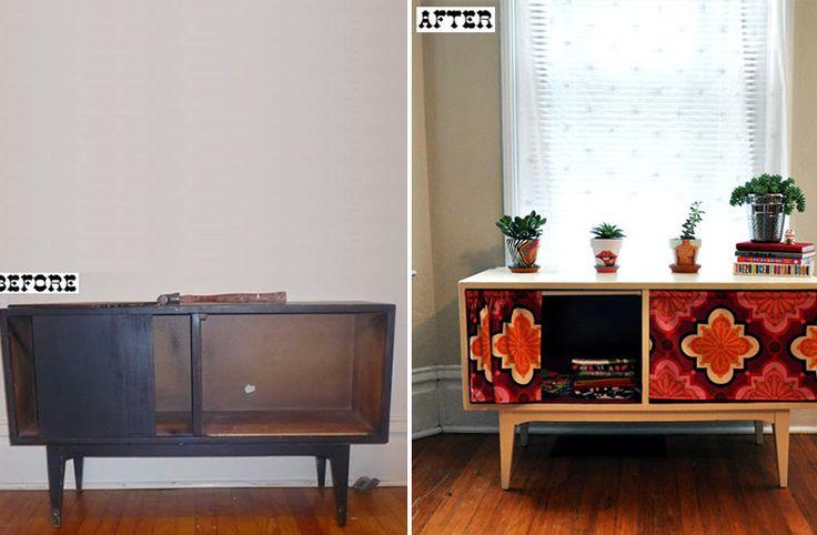 10 ideias para renovar móveis antigos e transformar a sua casa 7