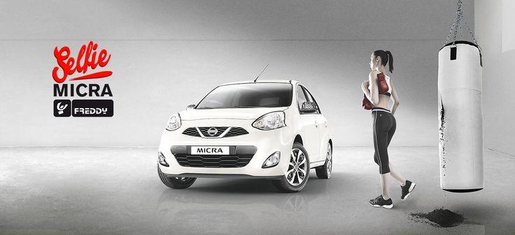 Passione per i selfie? Partecipa al contest #Nissan per vincere una #Micra #Freddy  Per partecipare --> http://bit.ly/1xTdqzr