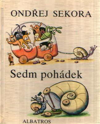 Czech illustration – Ondřej Sekora