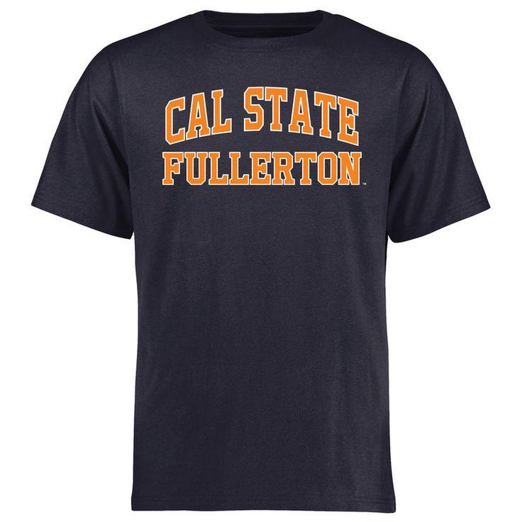 Cal State Fullerton Titans Everyday T-Shirt - Navy