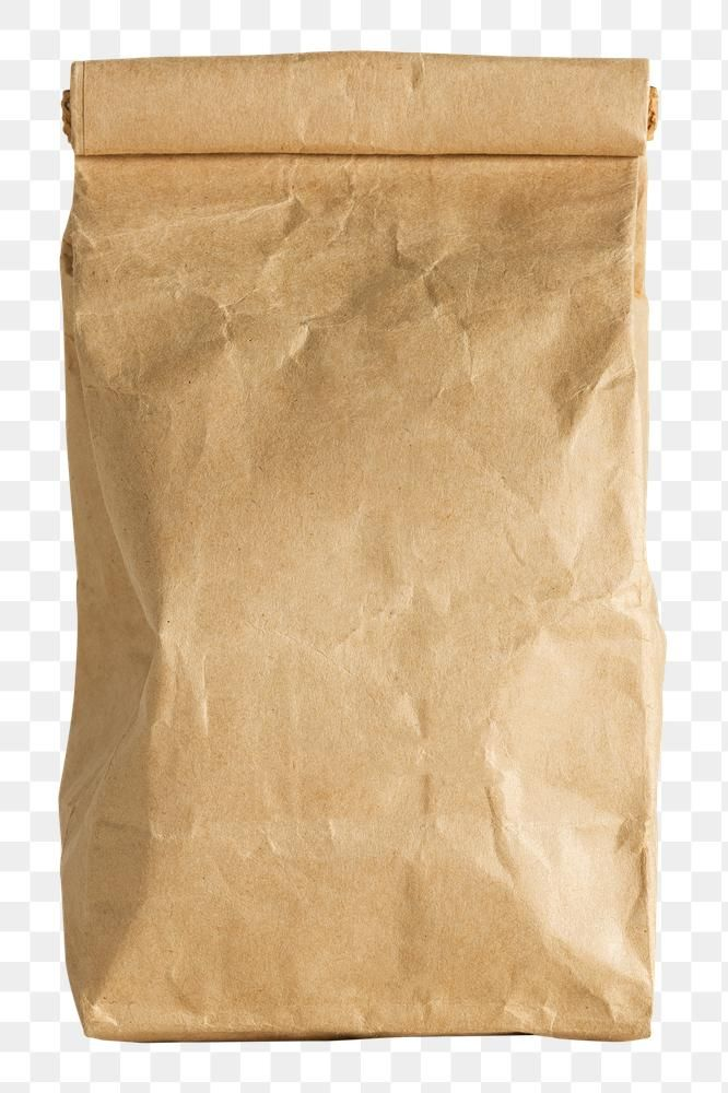 Rolled Brown Paper Bag With Copy Space Free Image By Rawpixel Com Jira Brown Paper Bag Paper Bag Brown Paper