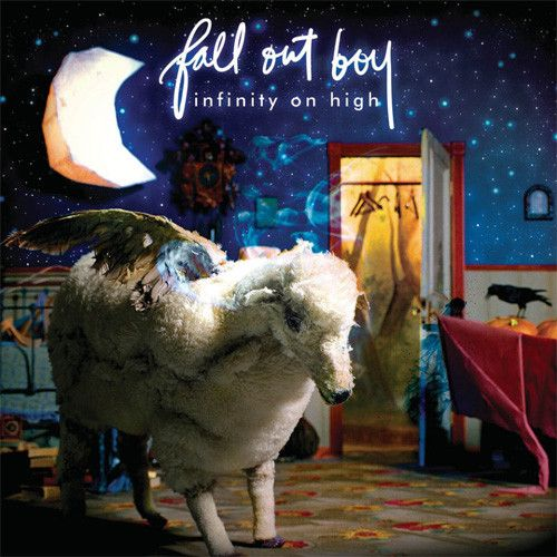 Fall Out Boy - Infinity On High 180g Vinyl 2LP December 16 2016 Pre-order
