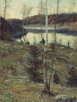 Prins Eugen - Våren 1891
