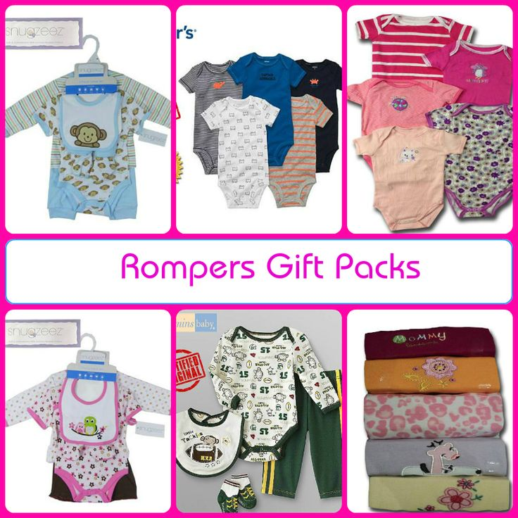 Start shopping online here at Adam and Eve Baby Wear and get not only amazing products but unbelievable prices. You will love the items we have on our site, including our rompers that are perfect for both baby boys and girls.