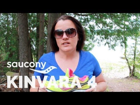 Saucony Kinvara 4 (Women's) - Tested + Reviewed