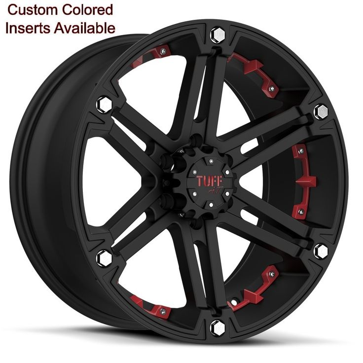 BB Wheels is your #1 source for Tuff T01 wheels and rims online. Guaranteed Best Discount Prices Online. Call Us!320-200-2677.