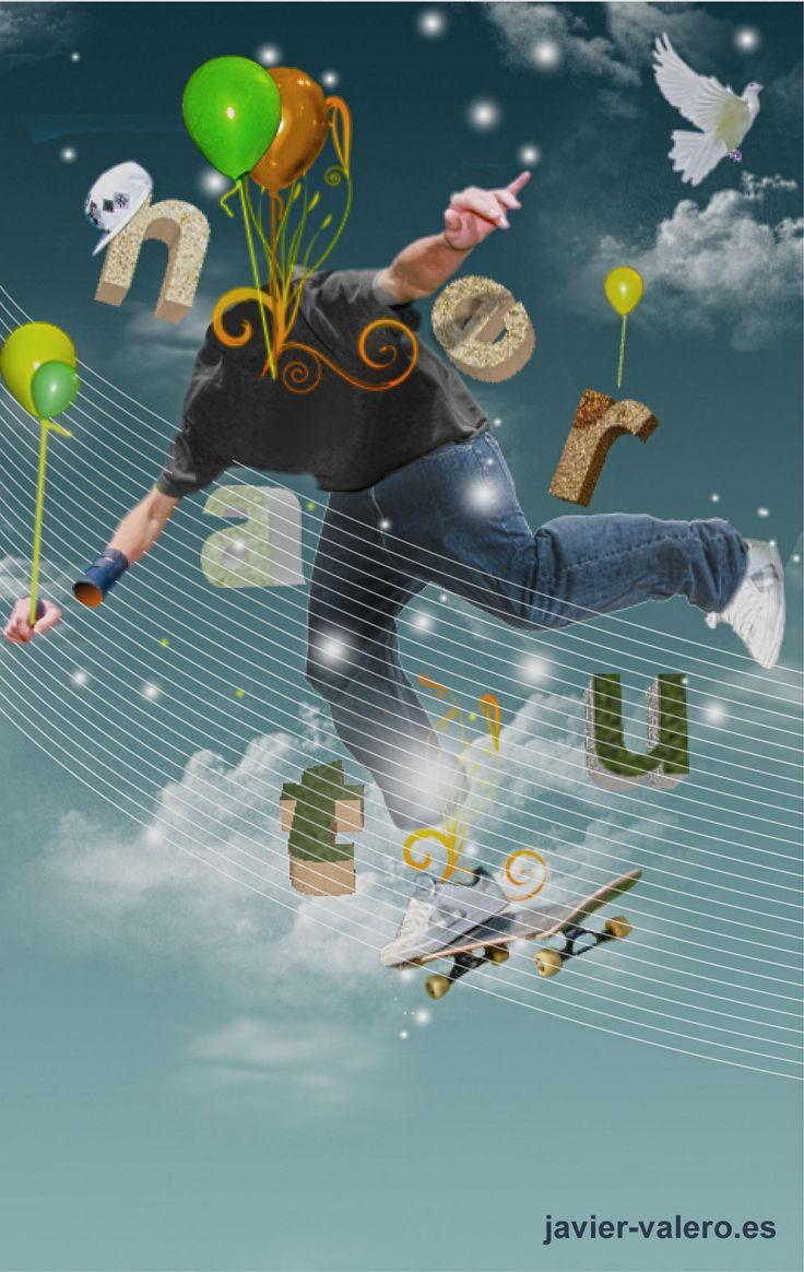 SkateBoard Ejercicio de montaje en Photoshop