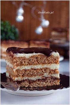 Placek czeski #honey #christmas