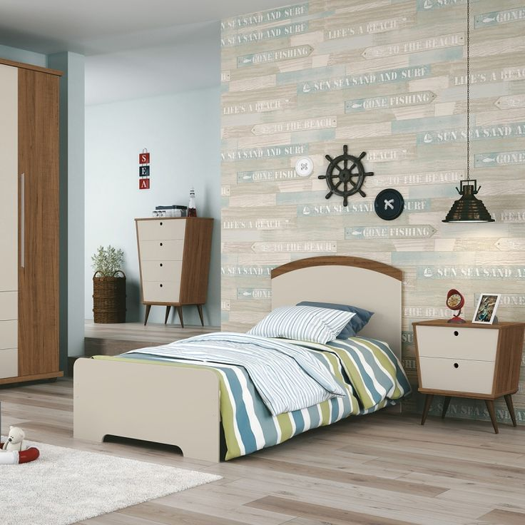 Um quarto confortável para descansar e ter ótimas noites de sono é exatamente o que você precisa. Se esse já é o lugar que você mais deseja ficar em casa, depois de repaginá-lo não vai mais querer sair de lá!