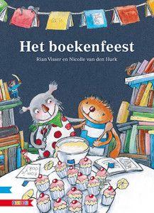 Rian Visser heeft weer een digibordles gemaakt over het thema van de Kinderboekenweek