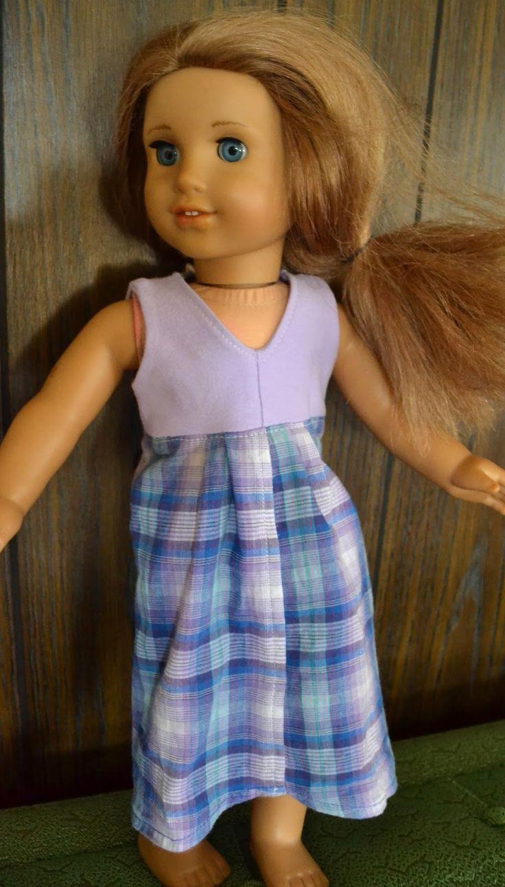 142 besten Puppensachen Bilder auf Pinterest | Schnittmuster, Barbie ...