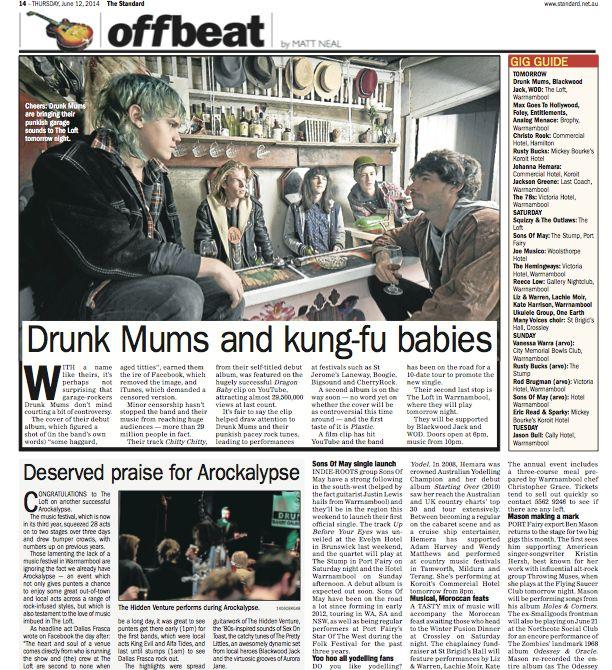 Warrnambool Newspaper