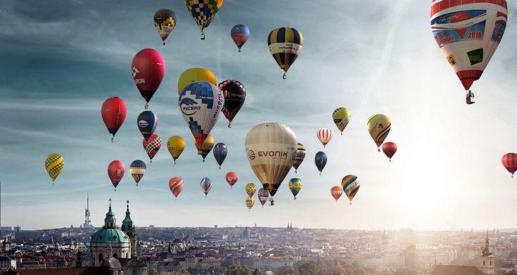 Nad Prahou přeletí rekordní formace horkovzdušných balónů [vc_row][vc_column][vc_column_text]Praha, 19. 2. 2018; Vbřeznu se nad Prahou objeví historicky největší formace horkovzdušných balónů. Město jich přeletí zřejmě více než dvacet. Smyslem akce je upozornit na dosavadní úspěchy českého balónového létání, vybrat peníze pro centrum pečující o postiže... http://prazsky-zpravodaj.cz/udalosti/reportaze/nad-prahou-preleti-rekordni-forma