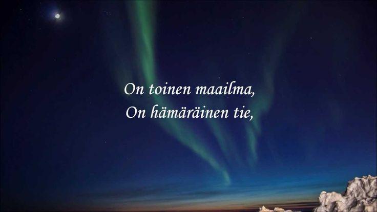 Samuli Edelmann - Avaruus (Lyrics)