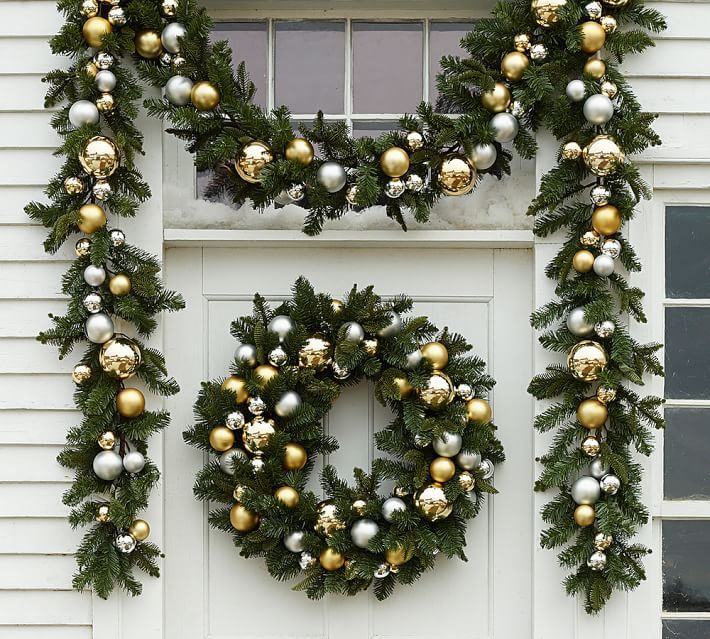 Indoor Wreaths Home Decorating