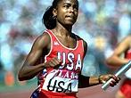 Evelyn Ashford  1984 Olympic Games Los Angeles  Gold Medalist