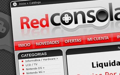 Red Consolas