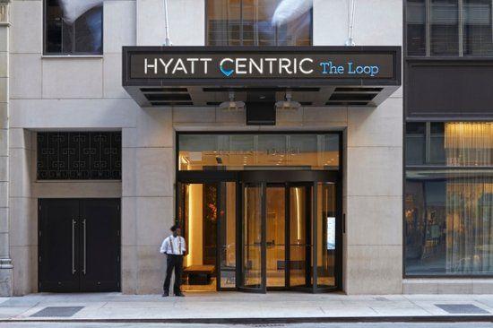 Now $114 (Was $̶1̶6̶4̶) on TripAdvisor: Hyatt Centric The Loop Chicago, Chicago. See 702 traveler reviews, 403 candid photos, and great deals for Hyatt Centric The Loop Chicago, ranked #56 of 192 hotels in Chicago and rated 4.5 of 5 at TripAdvisor.