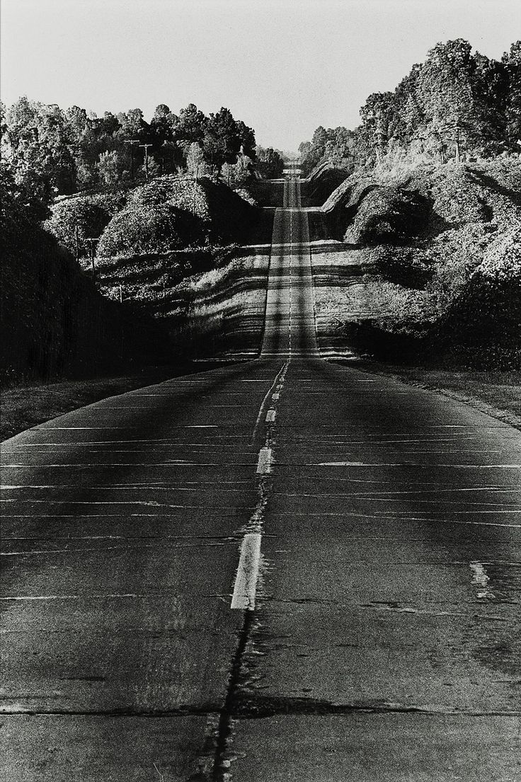 Back in 1964, this is what Highway 49 from Jackson to Yazoo