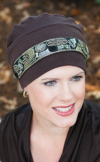 turban pictured with headband