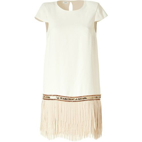 4. Fringe Art Deco Dress