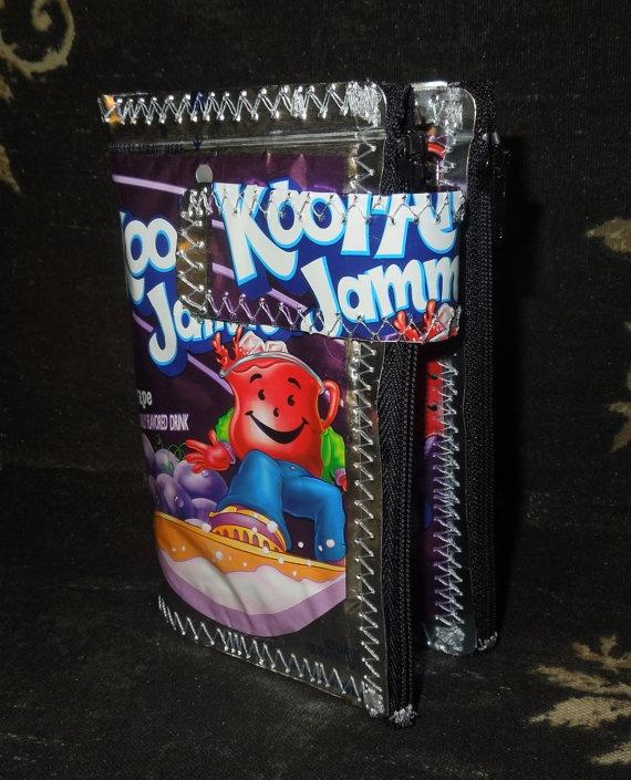 Purple Kool Aid Jammer's Grape Women's Wallet by CrazySeamstress, $24.00
