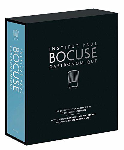 Institut Paul Bocuse Gastronomique: The definitive step-b... https://www.amazon.co.uk/dp/0600634175/ref=cm_sw_r_pi_dp_x_-AtIybZQR0P37