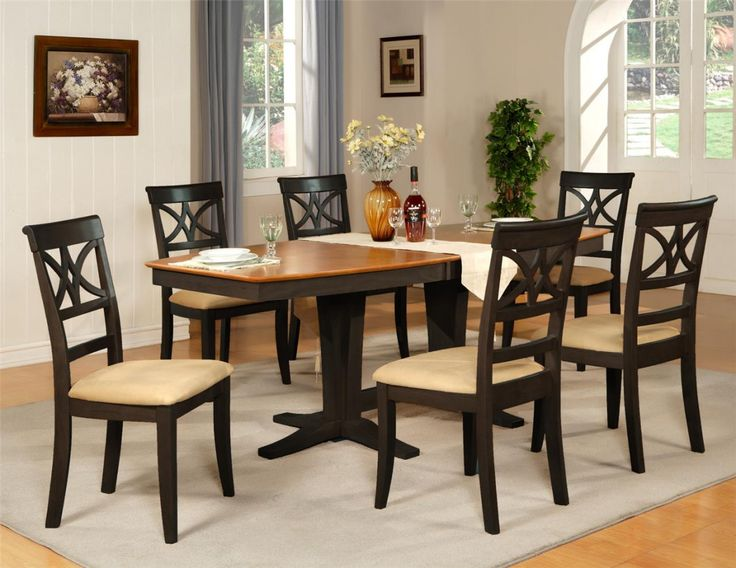 Black And Brown Dining Room Sets   Interior House Paint Colors Check More  At Http: