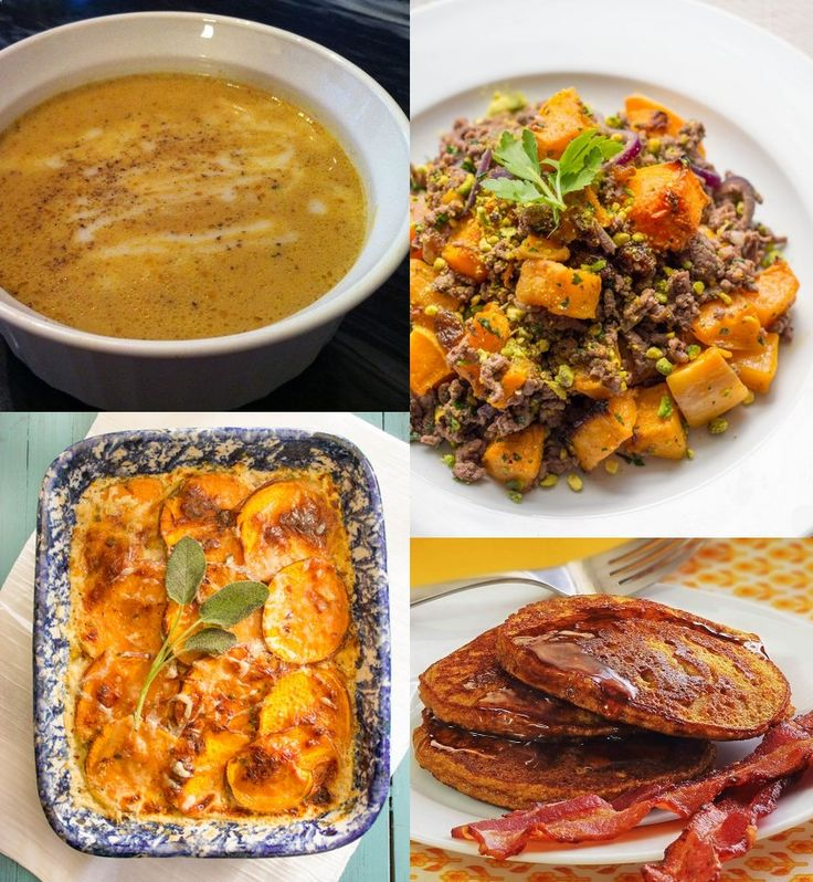 The Ultimate Paleo Fall Recipes Round Up - with 80  recipes including breakfast, beverages, entrees, soups, desserts, and more!