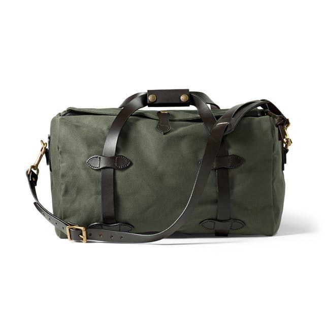 Small Rugged Twill Duffle Bag Canvas Duffle Bag Bags Duffel Bag