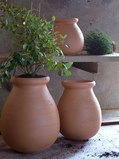 Jarre provençale en terre cuite | Poterie Ravel | #basileek #jarre #terre #cuite