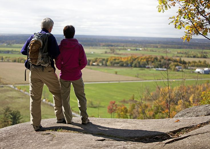 Immerse yourself in nature at Gatineau Park, the National Capital Region's…