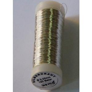 BPV1 - Drucik miedziany na szpulce, kolor srebrny