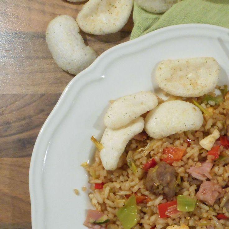 Kruidige nasi - Het keukentje van Syts
