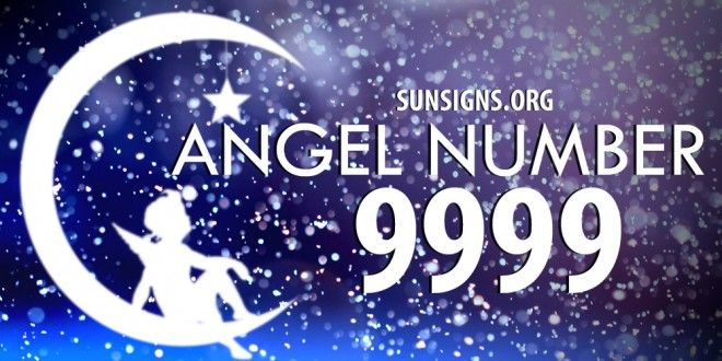 Angel Number 9999 Meaning. Saw on side of bus 2/8/16