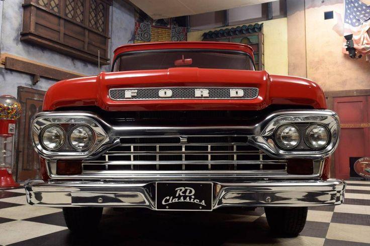 1960 Ford F100 for sale #1979607 - Hemmings Motor News