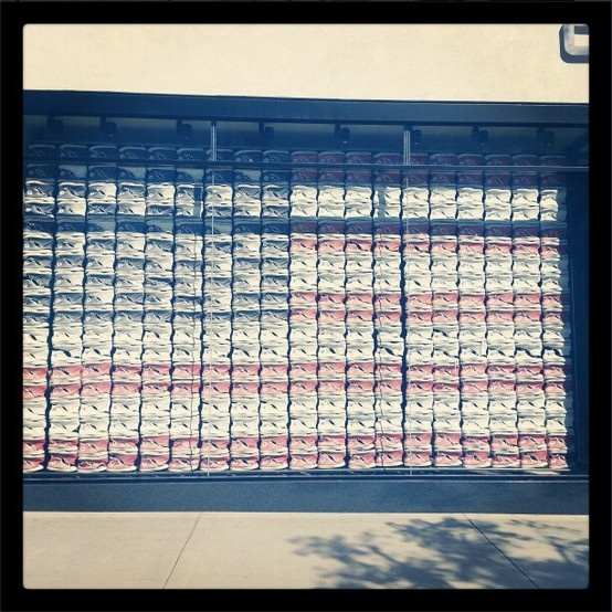 Cool Converse storefront on the Promenade. #santamonica #glossilife
