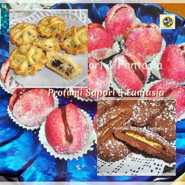 Biscotti dolcetti e pasticcini
