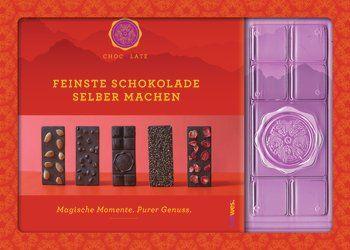 Julia Brodbeck: Feinste Schokolade selber machen. Südwest Verlag (Gebundenes Buch, Themenkochbuch)