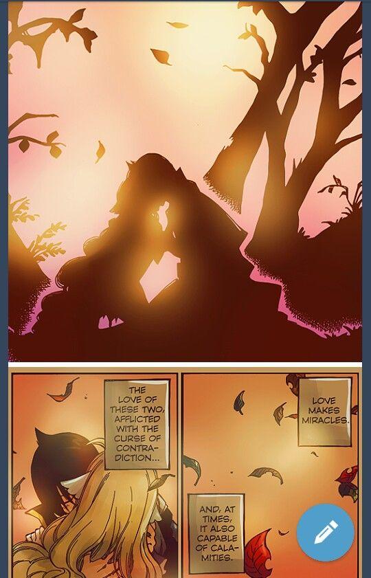 Mavis and Zeref | Fairy Tail