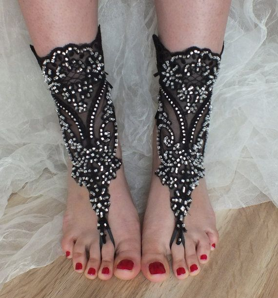 SANDALET / / Siyah plaj ayakkabı, gotik gelinlik sandalet, kement sandalet, düğün gelinlik, bellydance, gotik, giysisi, yaz giyim,